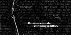 A Silver Mt. Zion, Broken Chords Can Sing a Little