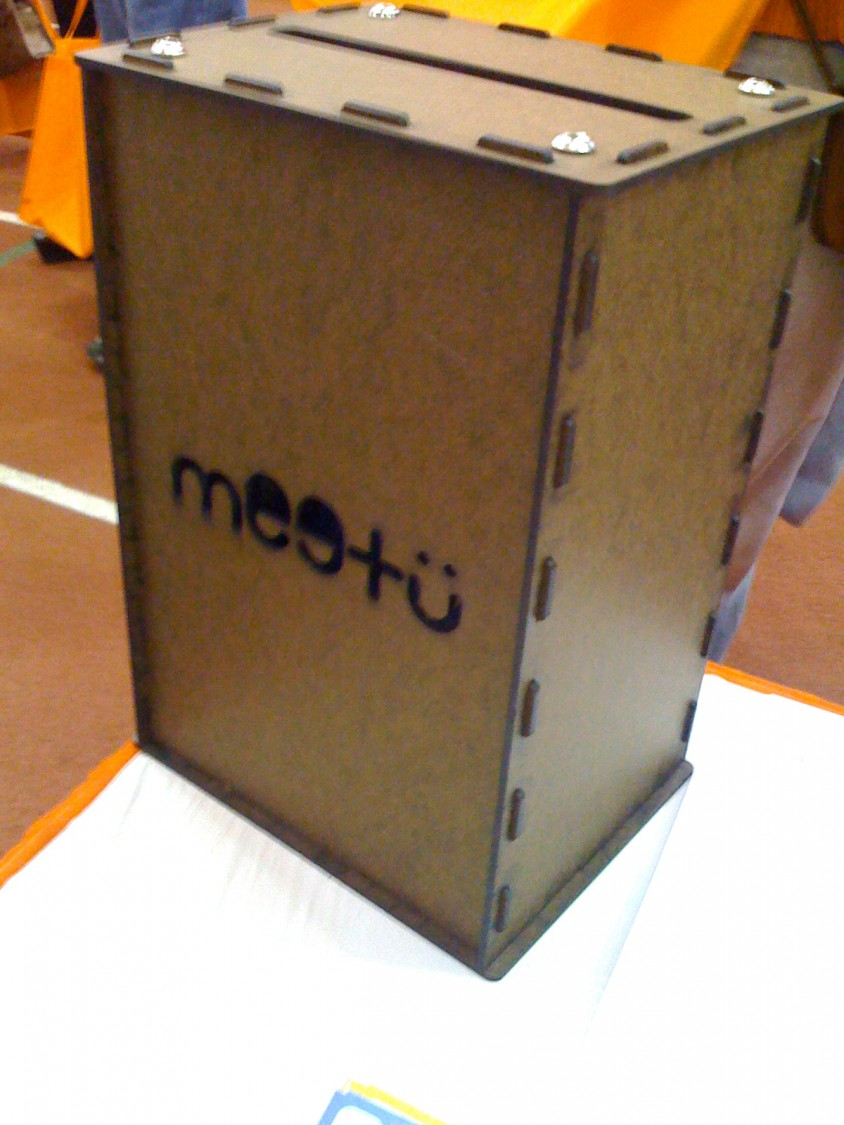 meetü gamecard drop off boxes
