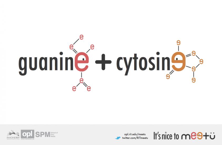 meetü - Guanine + Cytosine