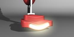 3D Vacuum Modeling - Happy