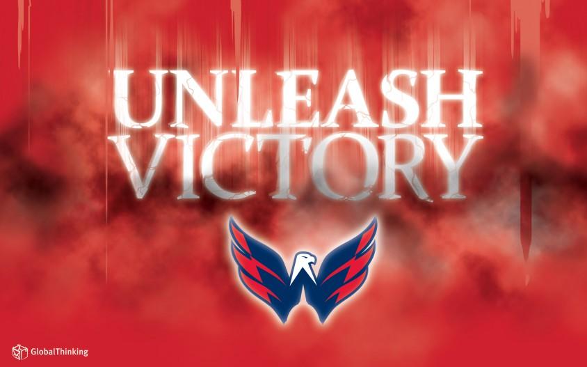 Washington Capitals, Unleash Victory